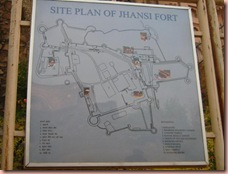 jhansi fortsite plan