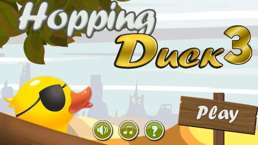 Hopping Duck