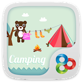 Camping GO Launcher Theme