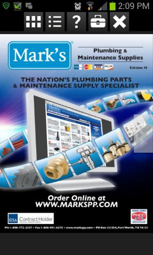 Mark's Plumbing Parts Catalog