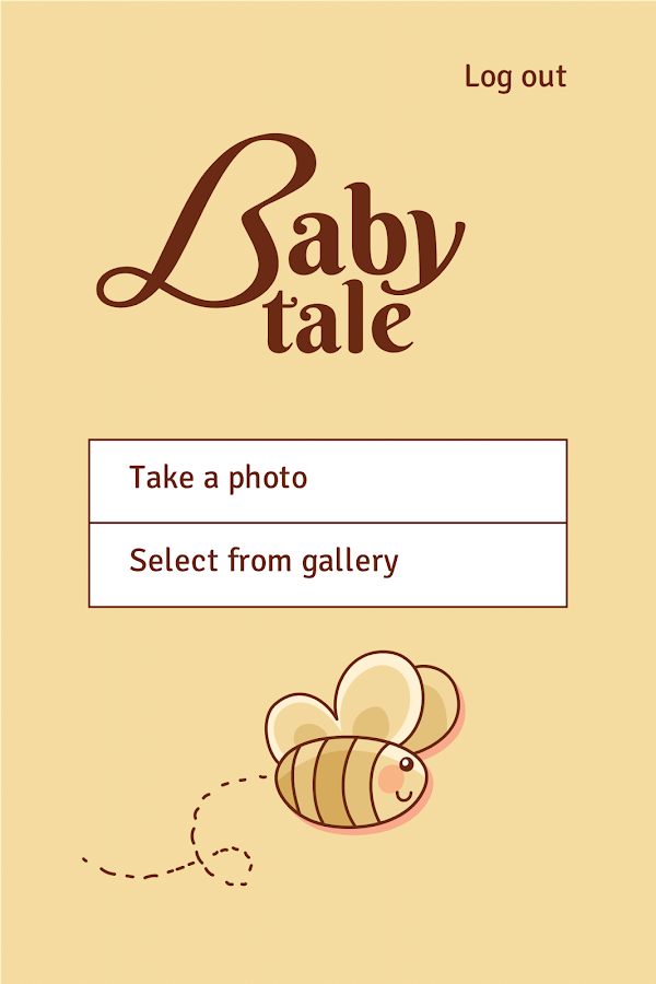 Babytale- screenshot
