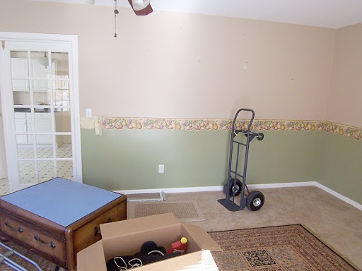 home makeover | before and after