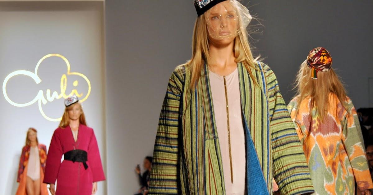 MS. FABULOUS: NY Fashion Week: Guli Spring 2011 Fashion