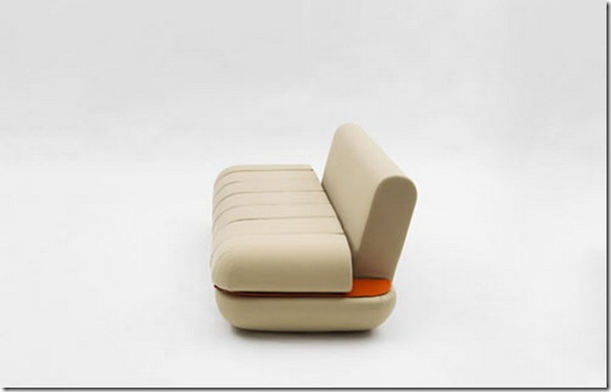 canap multifonctionnel par matali crasset. Black Bedroom Furniture Sets. Home Design Ideas