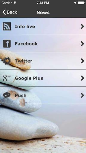 【免費購物App】LES PIERRES DU MONDE-APP點子