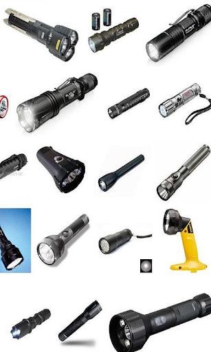 Flashlight Manuals
