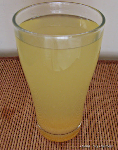 Belada Hannu Panaka or Wood Apple Juice