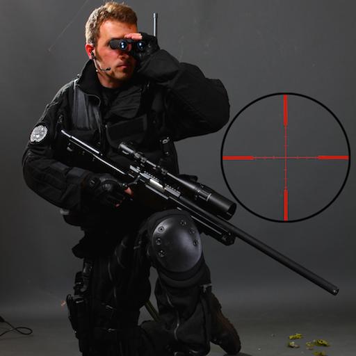 Sniper Shooter Warfare 冒險 App LOGO-硬是要APP
