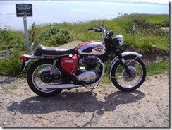 BSA Lightening