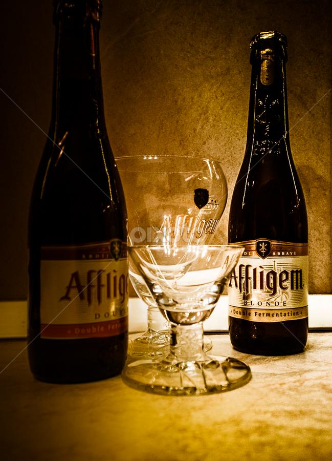 Affligem on Christmas by Sly S - Food & Drink Alcohol & Drinks ( rithual, beer, christmas, affligem )