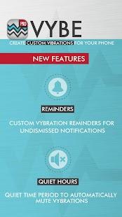 Vybe Pro - Custom Vibrations