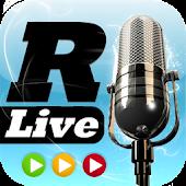 RLive free radio stations