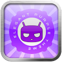 CM10 - Elegant Purple Theme icon