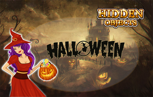 Hidden Object - Halloween