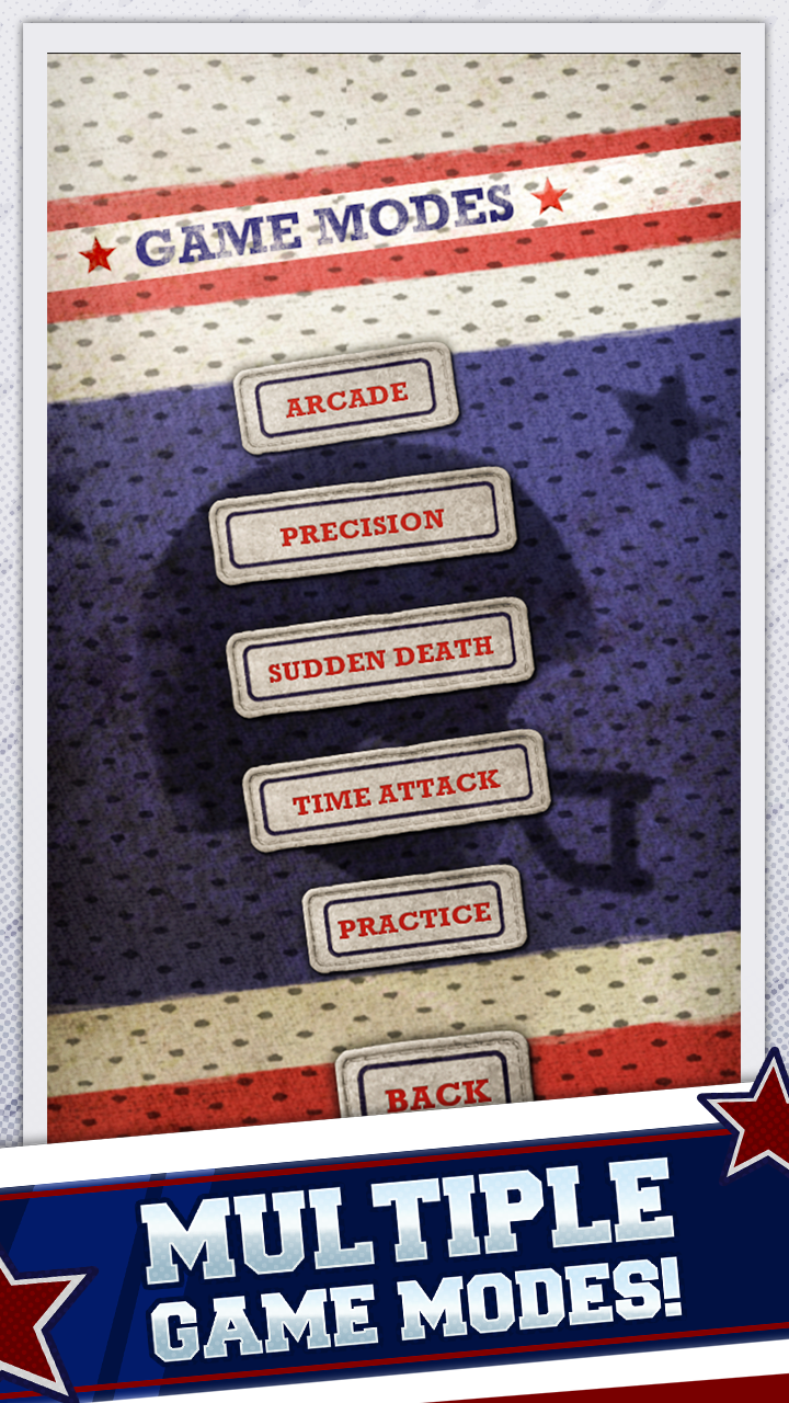 Flick Kick Field Goal Kickoff screenshot #4