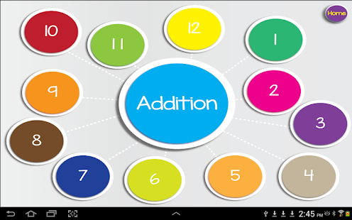 Addition SubtractionFlashCards- screenshot thumbnail