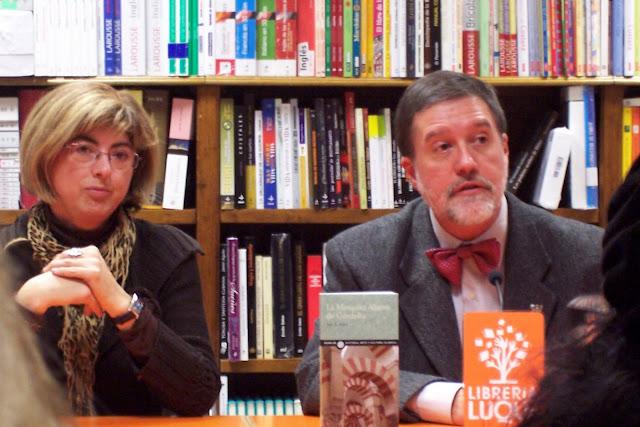 Dolores Baena y Juan a Souto