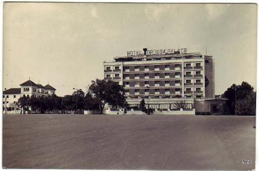 El Hotel Córdoba Palas