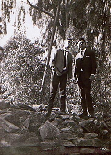 Joaquin Ruiz y Paco Muñoz