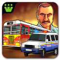 Crime Squad India Driving Game icon