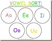 vowelsort
