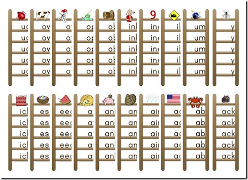 It is a graphic of Word Ladder Printable with kindergarten
