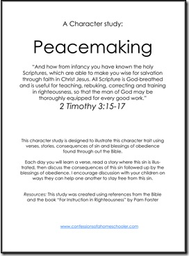 Peacemaking-1