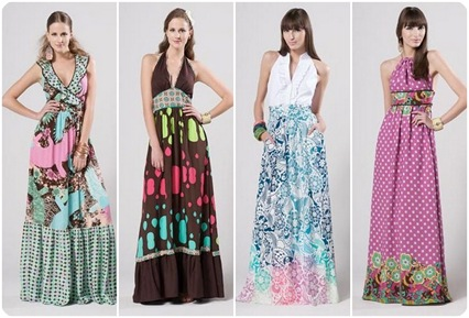 Vestidos Longos Evangélicos – Fotos e Modelos