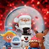 Santa Bobble & Friends Plus
