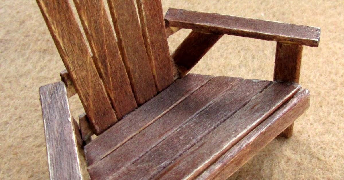 My Sylvanian Wardrobe An Outdoor Chair