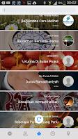 Screenshot of Ramadan 2015 App
