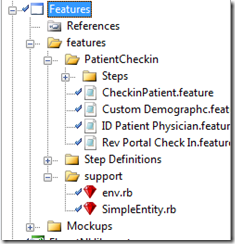 Sharp Thoughts: Cucumber Debugging in Visual Studio with
