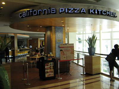 California Pizza Kitchen Kuala Lumpur