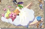 sealonlineth White_Clouds_Bed
