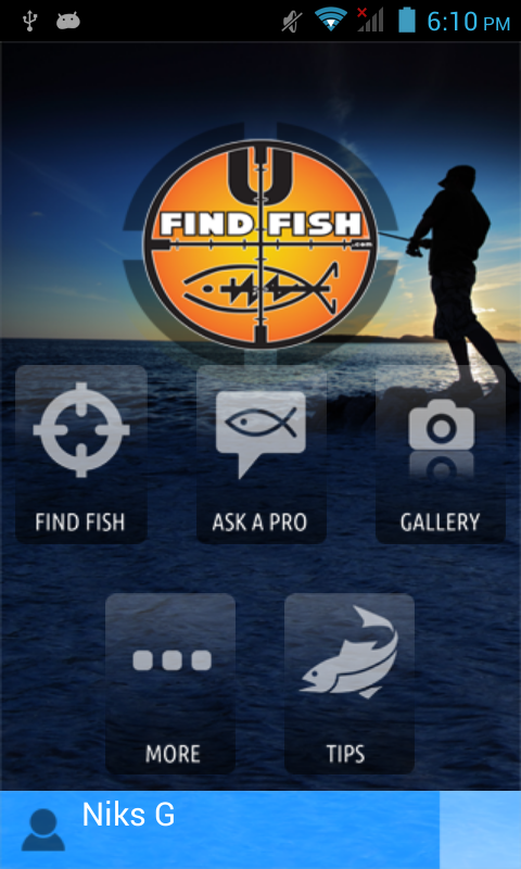 UFindFish- screenshot