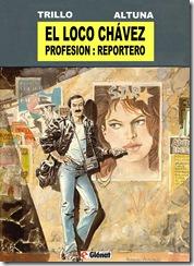 Altuna - El loco Chávez - Profesion reportero