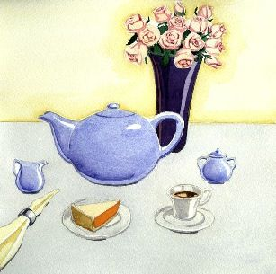 Tea Party Table Setting Tips & Tea Party Ideas