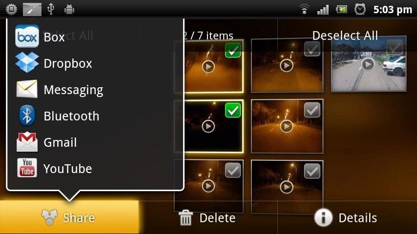DailyRoads Voyager- screenshot
