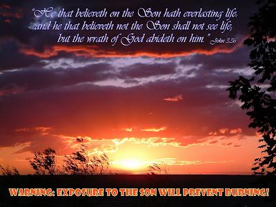 Bible Verse Poster