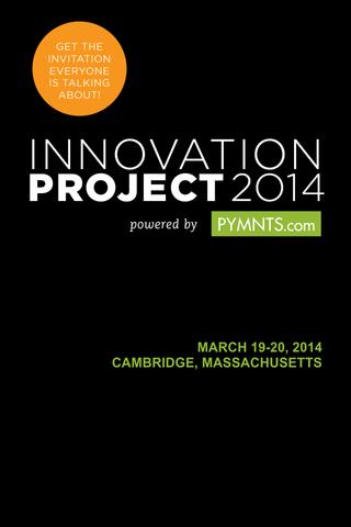 PYMNTS Innovation Project 2014