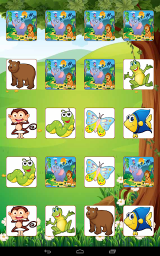 玩免費紙牌APP|下載动物的记忆 app不用錢|硬是要APP