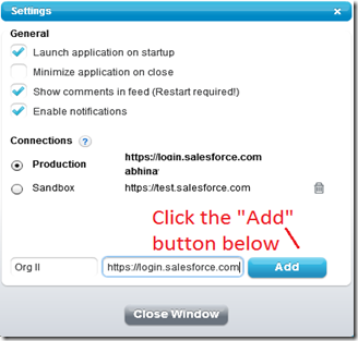 blog concret io}: How to logout and use multiple Salesforce Orgs