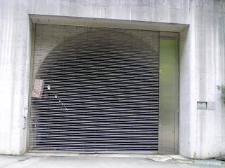 玉原発電所の入口