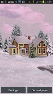 Snow HD Free Edition Screenshot 4