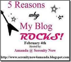 My Blog Rocks Party