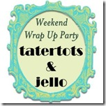 weekend wrap up button