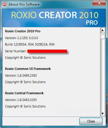 roxio nxt 4 keygen only
