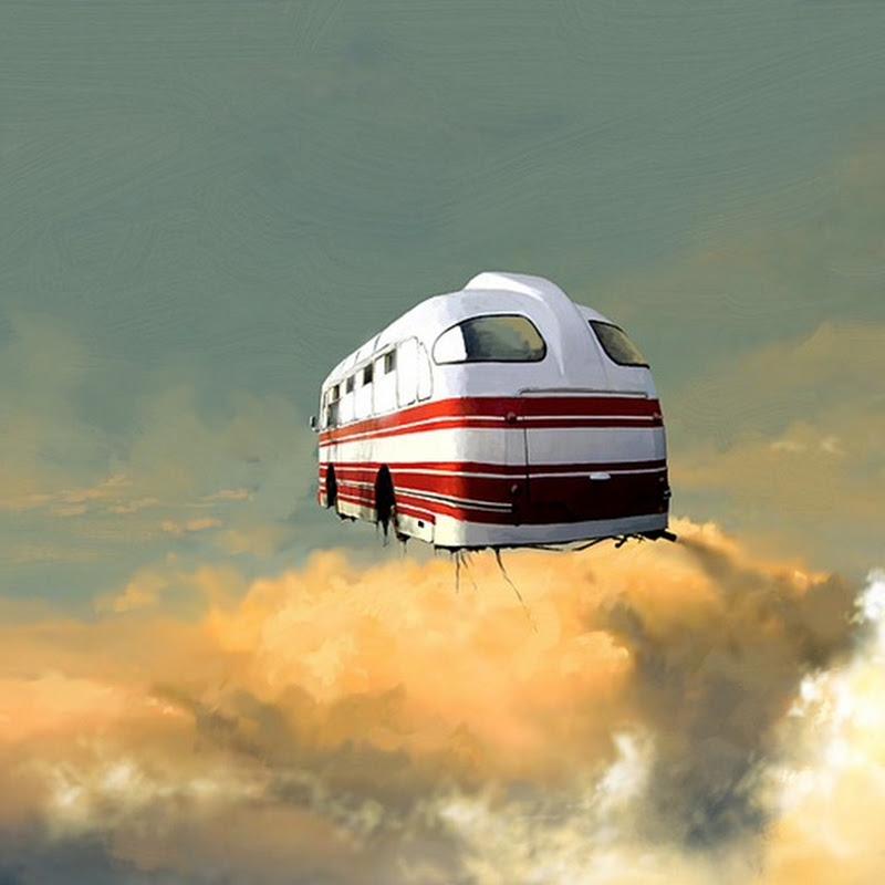 Alex Andreyev's Surrealistic Paintings