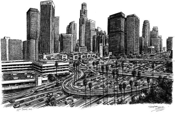 Stephen Wiltshire The Human Camera Amusing Planet