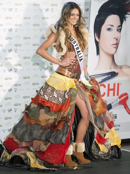Miss Universe 2010 National Costumes [Full Set] | Amusing Planet